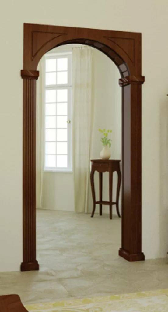 Фото деревянных арок и дверей