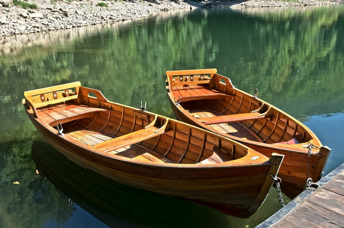 широко виды деревянных лодок с картинками можно водить людей