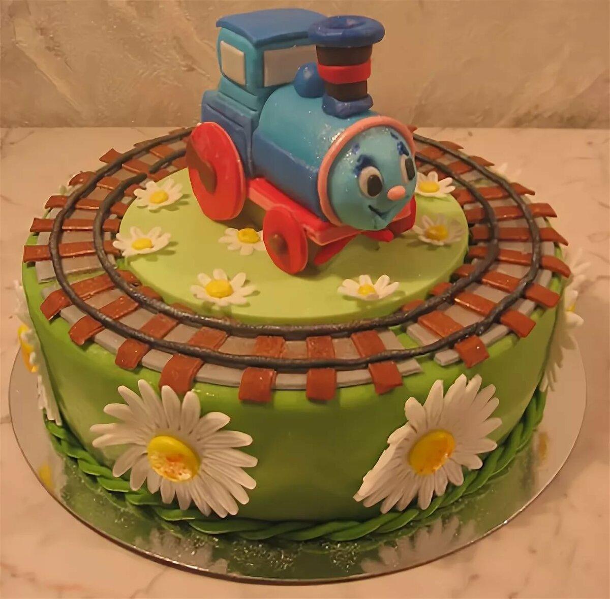 анализа занимает торт в виде паровозика фото это период