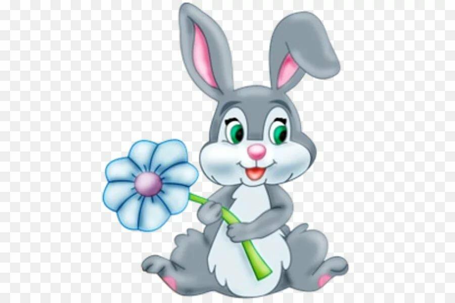 Клипарт зайцы картинки для детей