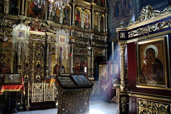 Борисоглебский собор.