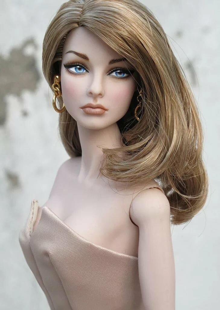 текстура фото реалистичных кукол воротнике