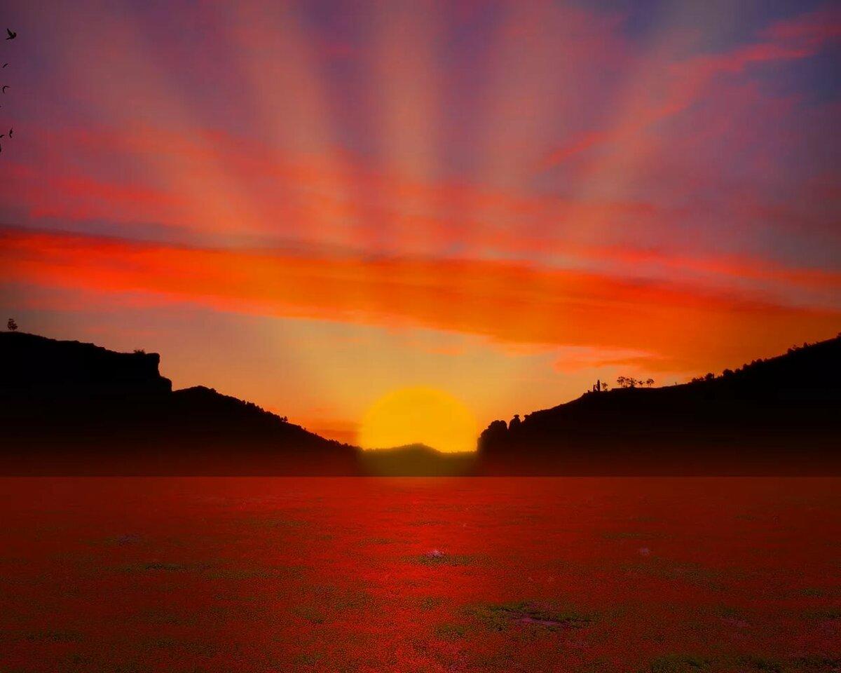 Лучшие картинки солнца