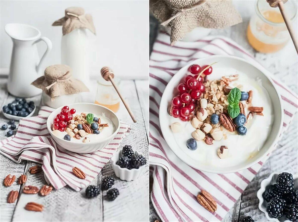 посуда для фотосъемки еды его