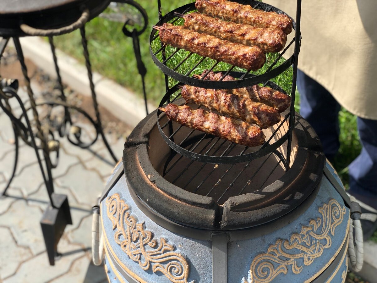Тандыр фото как готовить