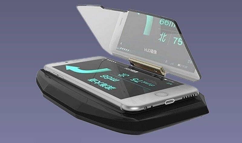 HUD мобильный навигационный дисплей в Тольятти