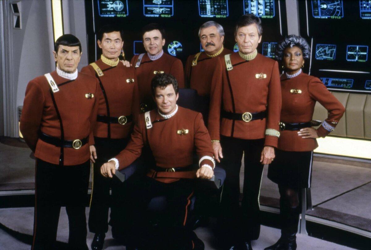 Звездный экипаж картинки