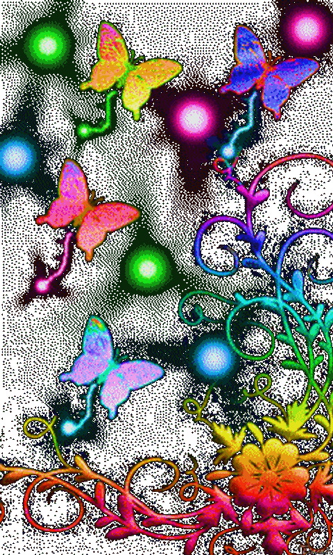 Анимации картинки на телефон 240-320