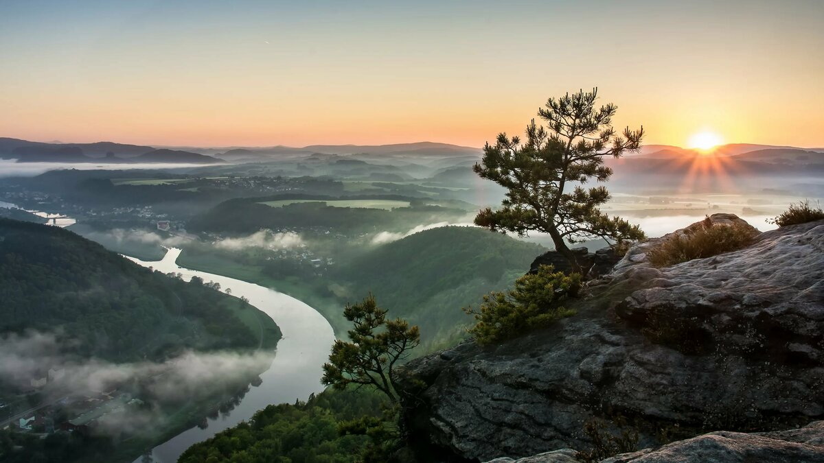 кружки большого красивые фото реки над обрывом круп всё самое