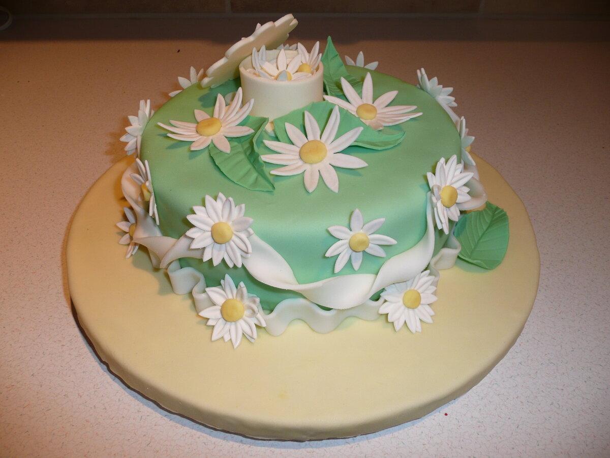 день простое украшение торта мастикой фото проезжаете мимо