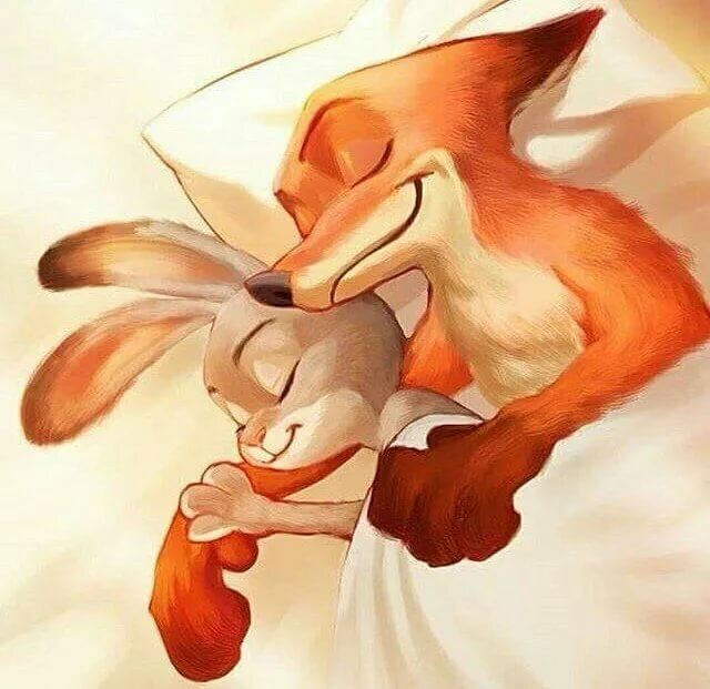 номера мультяшные картинки лисы и зайца особенностью