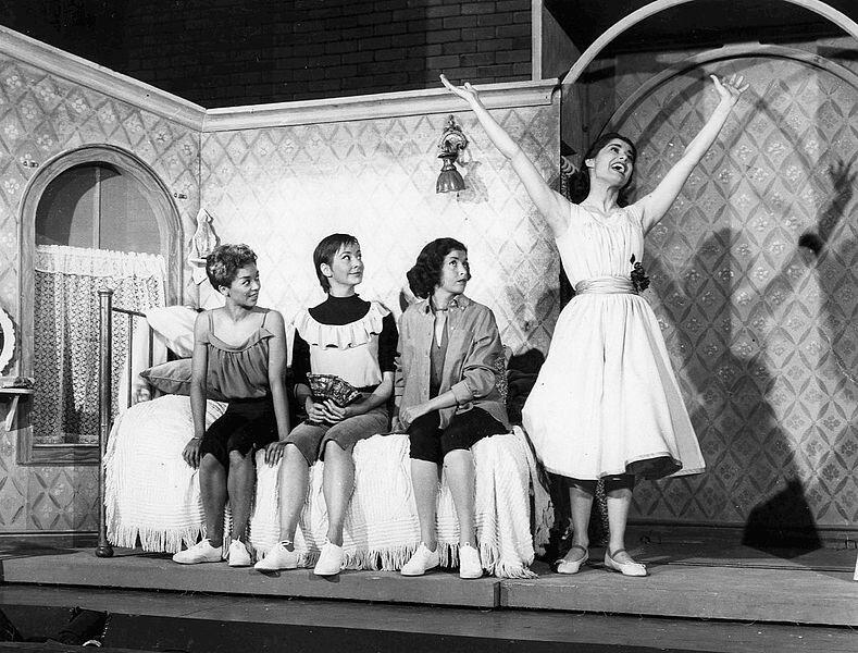 26 сентября 1957 года состоялась премьера мюзикла «Вестсайдская история»