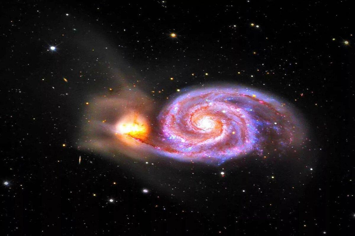 виллы картинки о галактики с названиями каждой