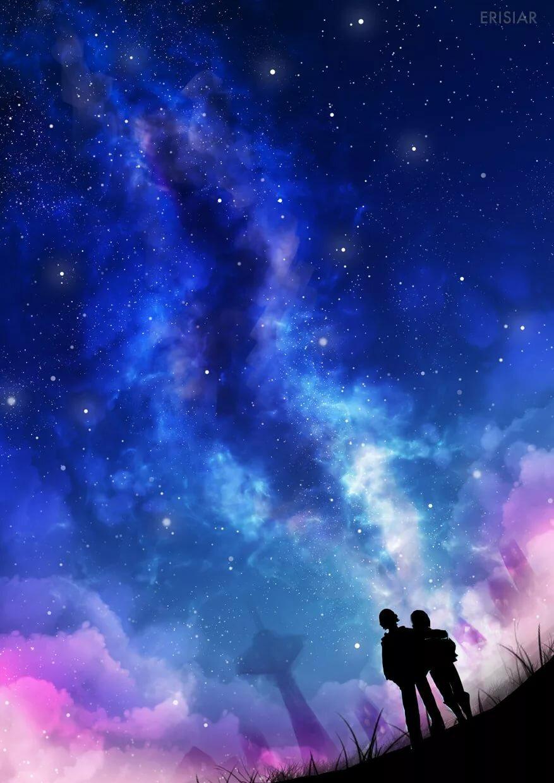 Красивые картинки на аву космос