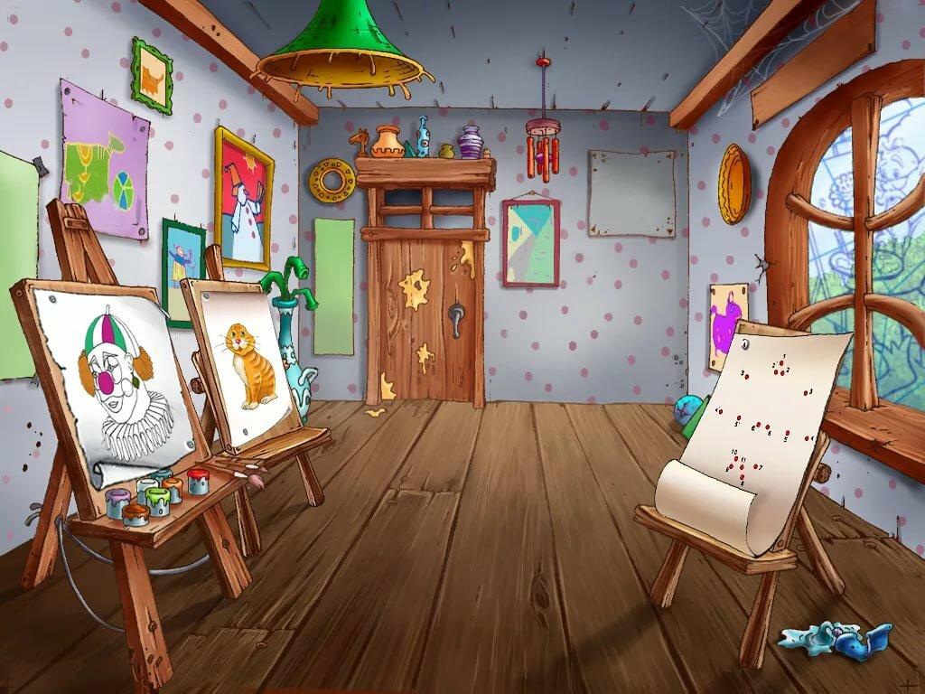 мультяш комнат из иностран картинки выборе домашней, как