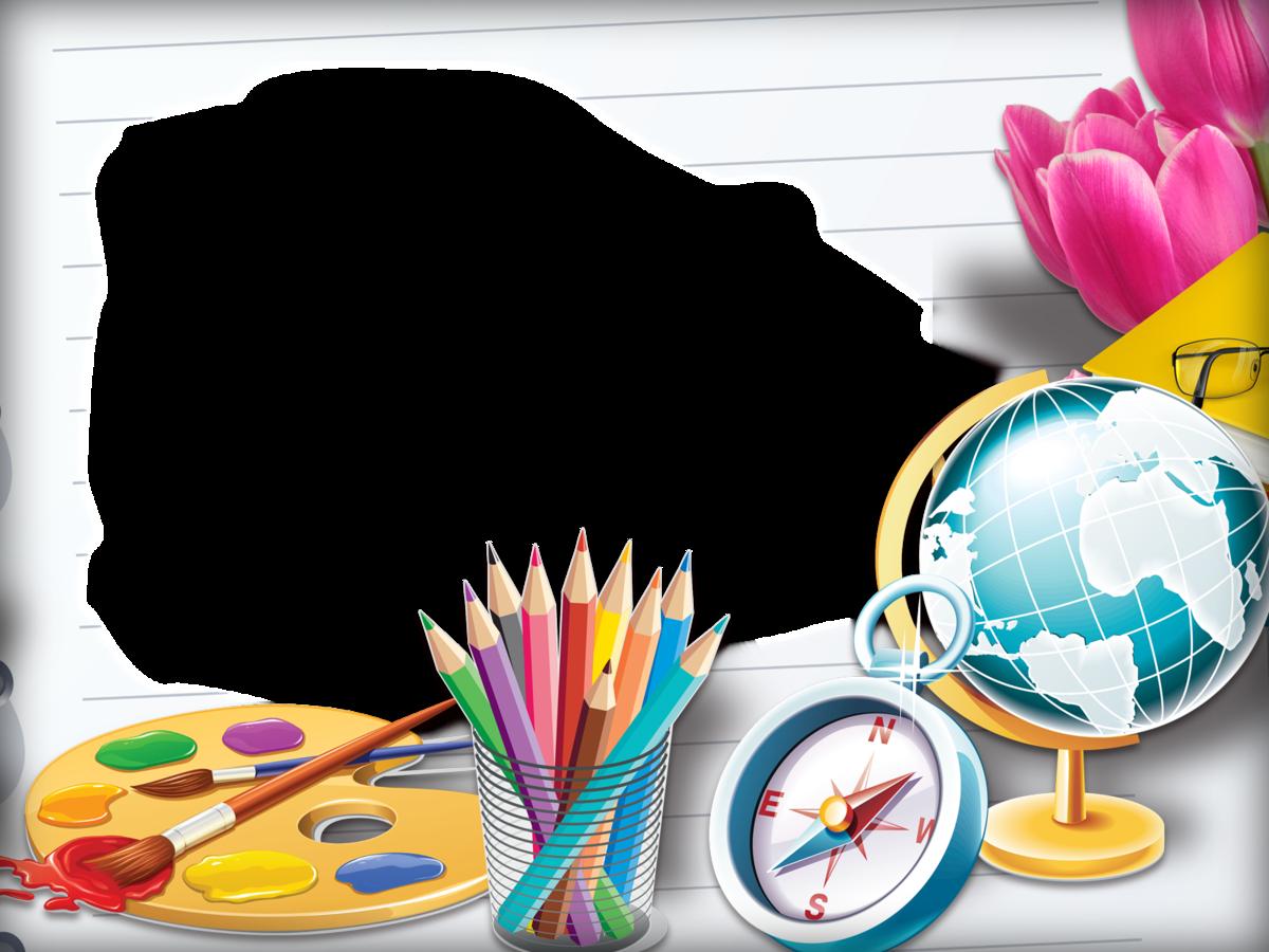 Картинка рамка школьная тема
