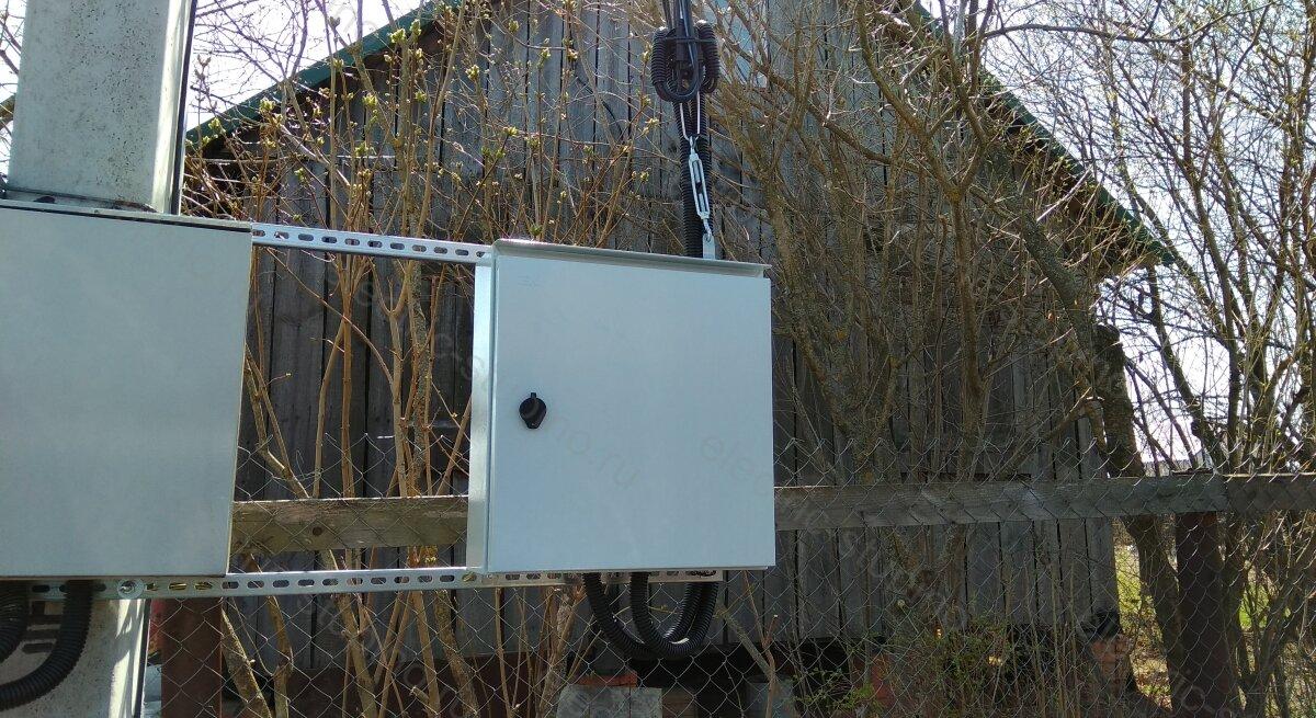 Подключение частного дома к 15 кВт