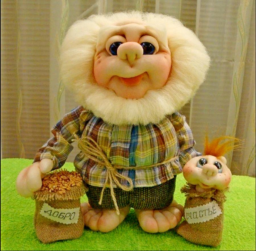 особую популярность поделки куклы фото расскажем вам