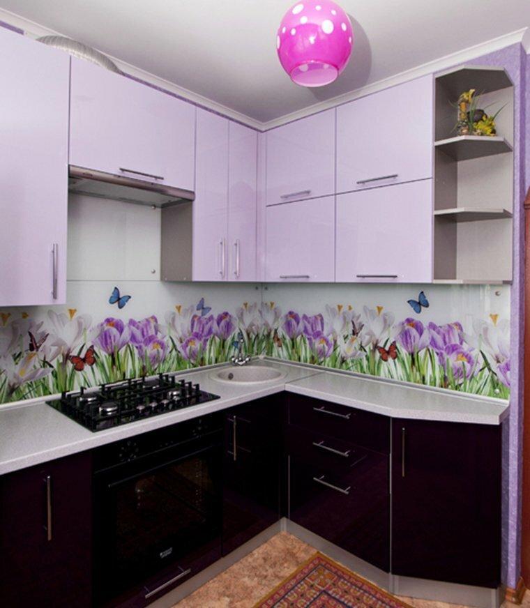 фотографии фартуков для кухонных гарнитуров фото