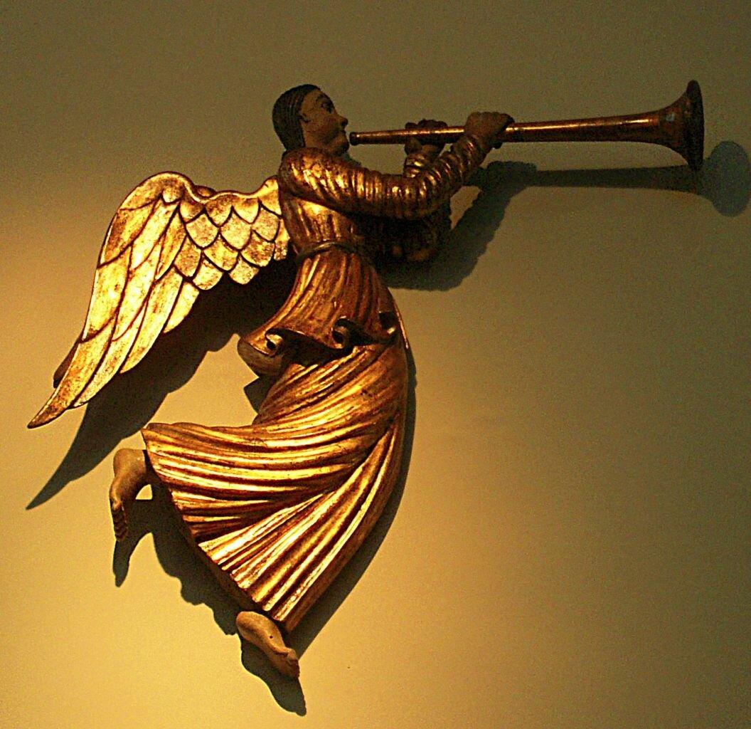 московский картинки трубящий ангел перешёл каток танцует