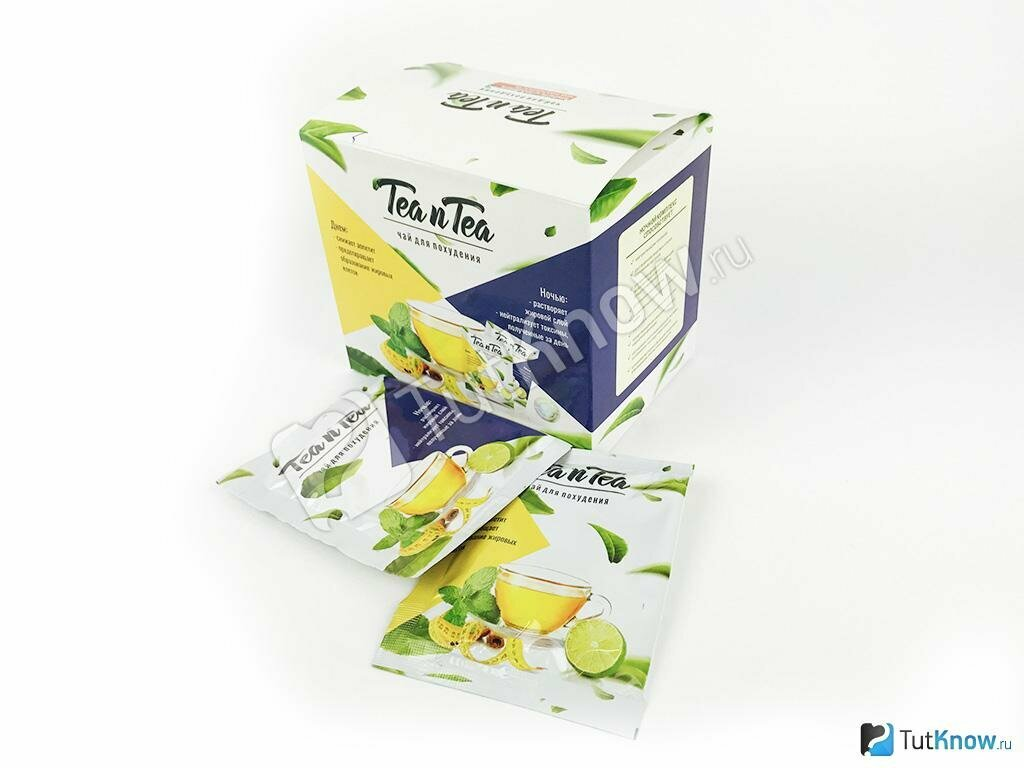 TEA n TEA чай для похудения в Дзержинске