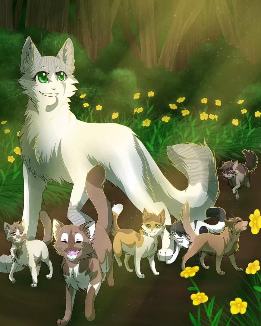 Картинки милые котята маме можно