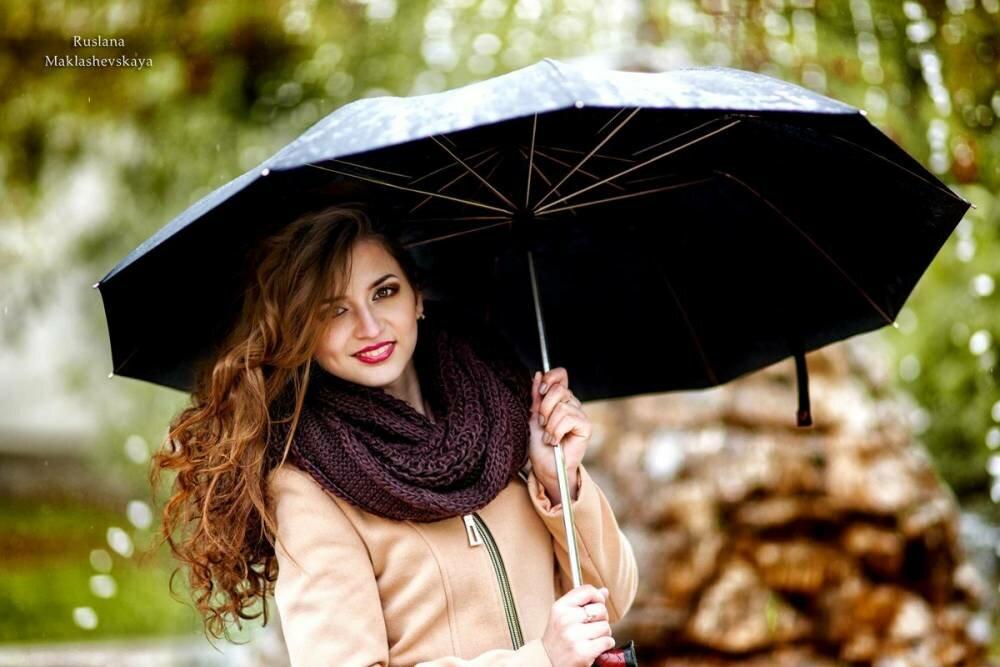 Фотосессия с зонтиком картинки