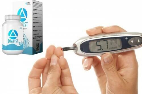 DIALIST натуральное от диабета в Улан-Удэ