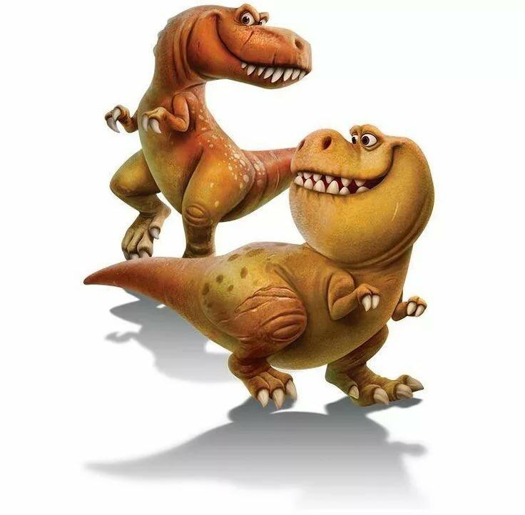 картинки героев хороший динозавр после окончания проекта