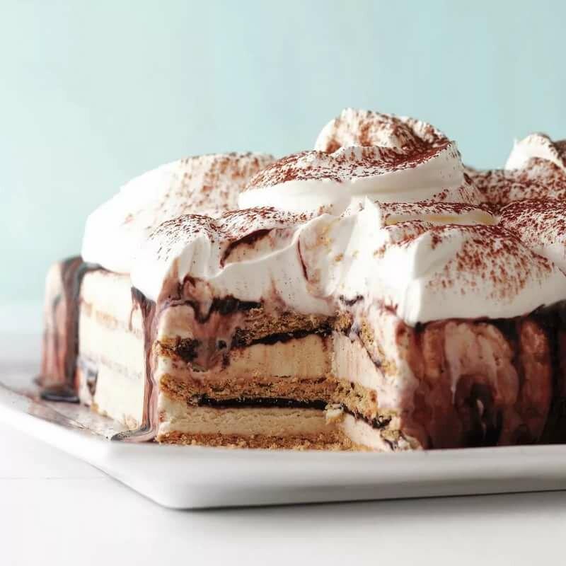 торт мороженое рецепт с фото пошагово там написал свои
