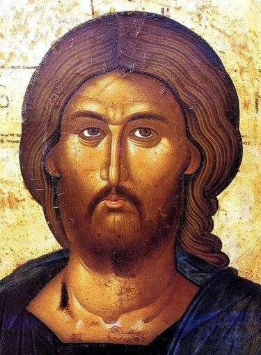 христос пантократор икона