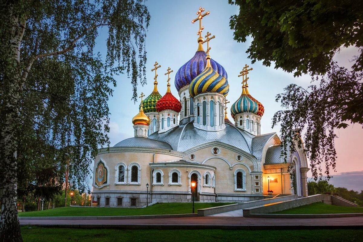 О церкви в картинках