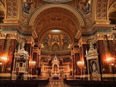 будапешт базилика святого иштвана