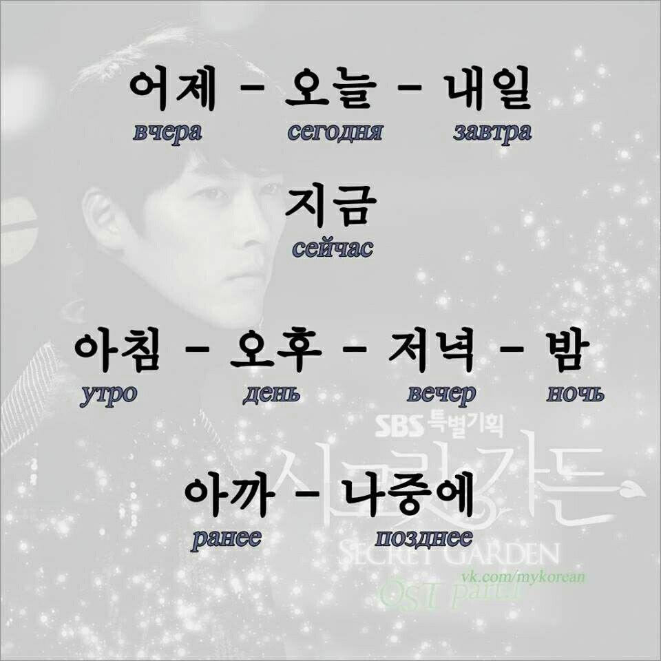 перевод по картинке корейский вида оперативного