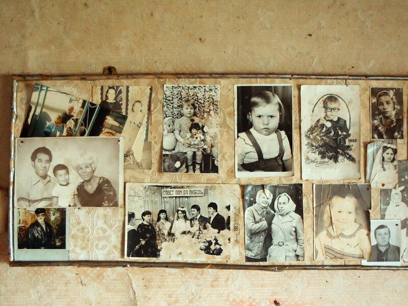 Картинки из альбома на стене