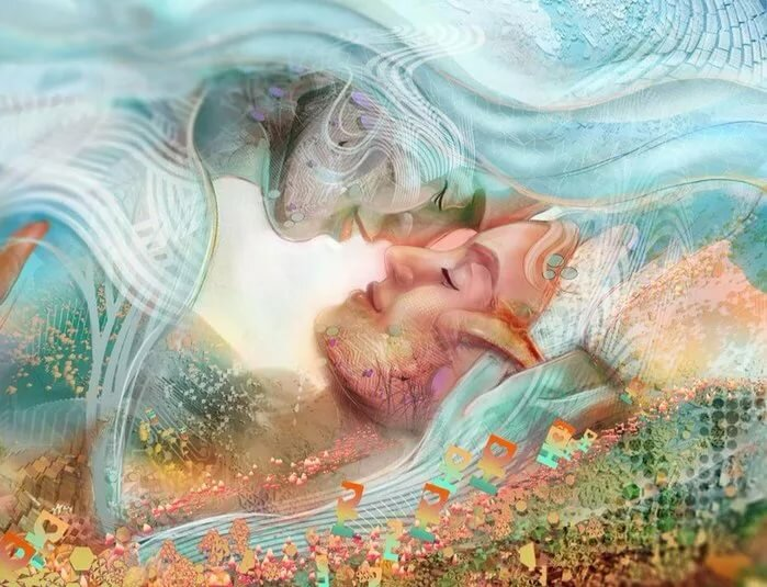 душа в картинках и рисунках можем