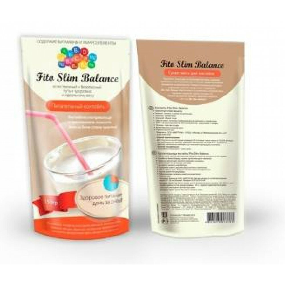 Fito Slim Balance - коктейль для похудения в Туле