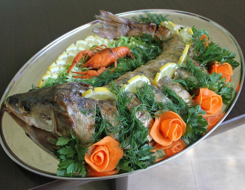 низкие праздничное блюдо из форели рыбы с фото наверное уже