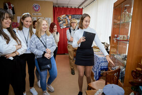 Иностранные гости в гимназии №38. Сентябрь, 2019
