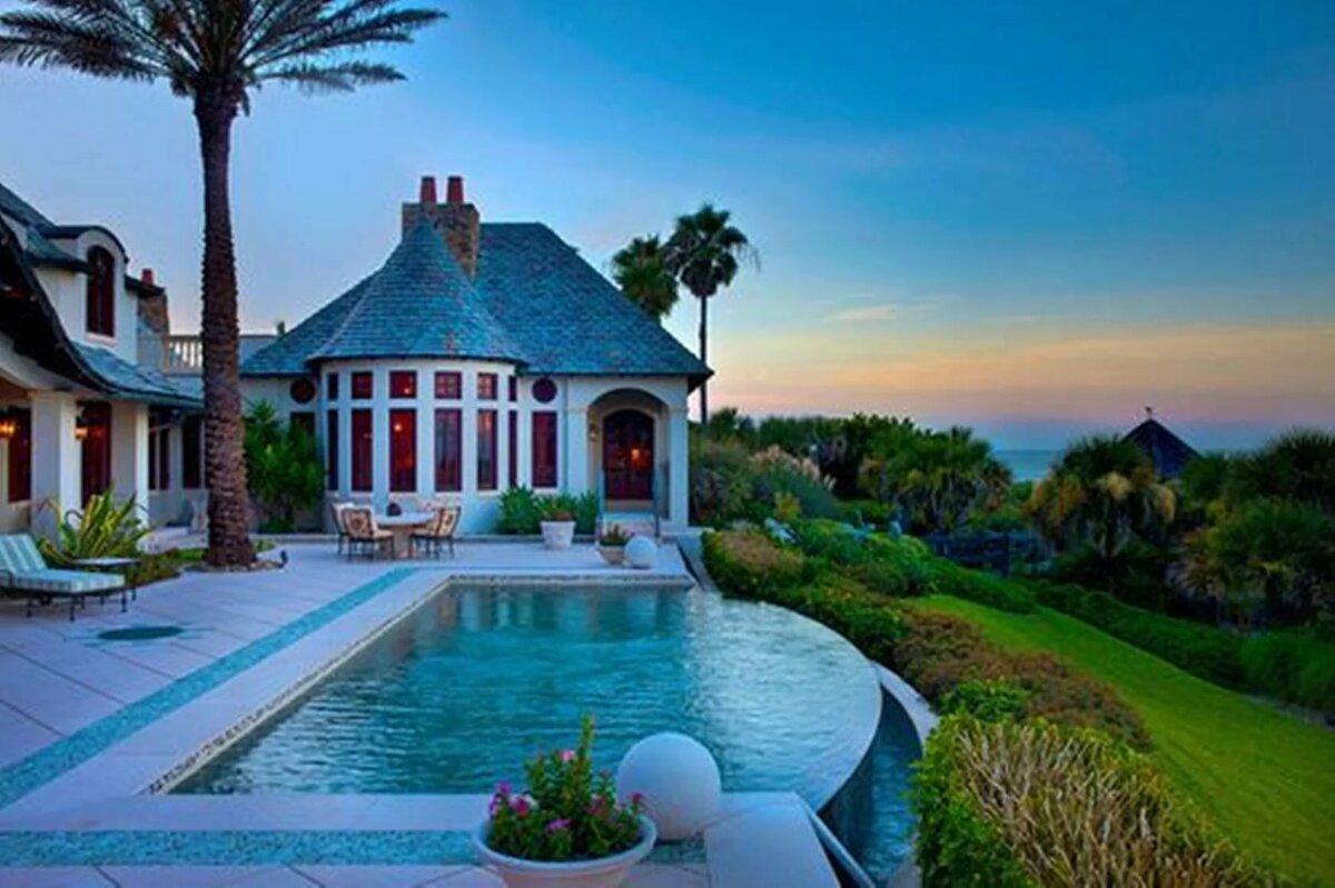 фольга фото самых красивых домов у моря известно, все могут