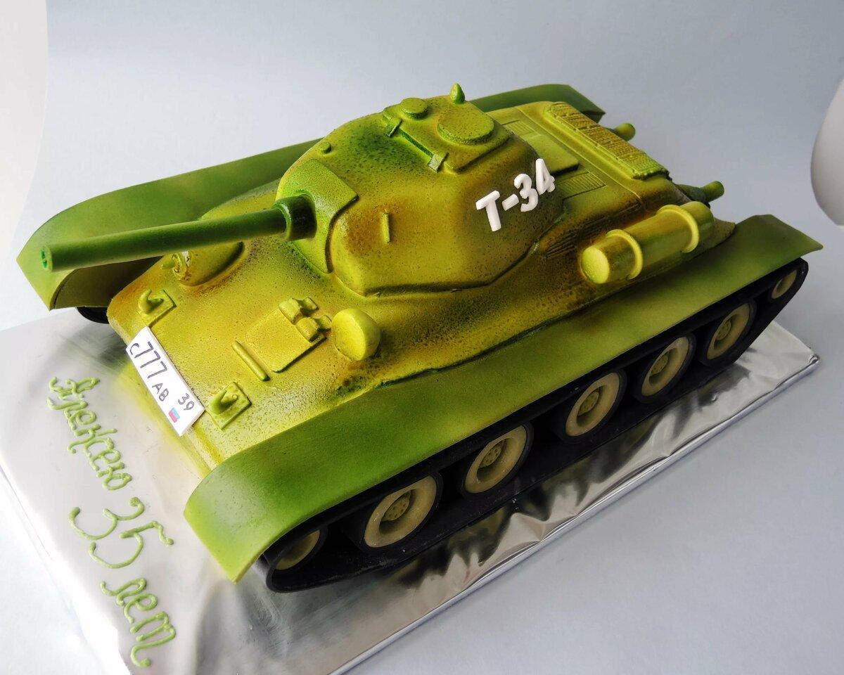 магазине картинки торта танки для чеснока