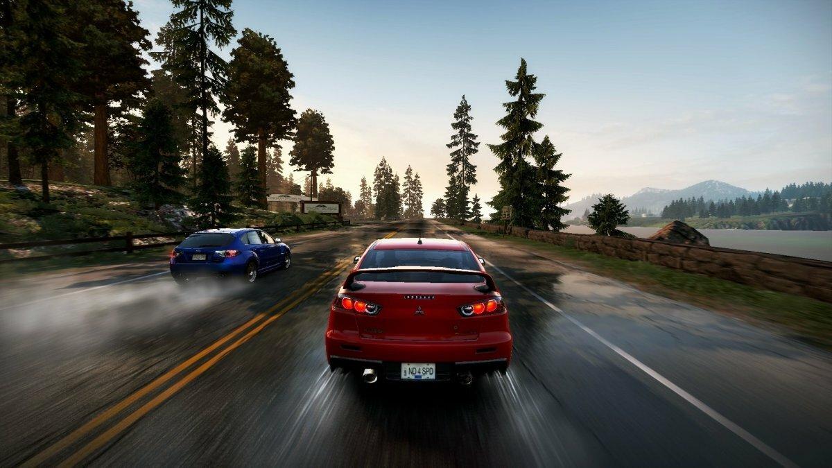 сдать игры машины на трассе машина