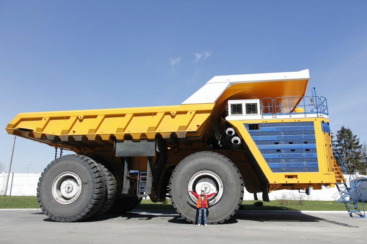 Самые большие в мире машины картинки
