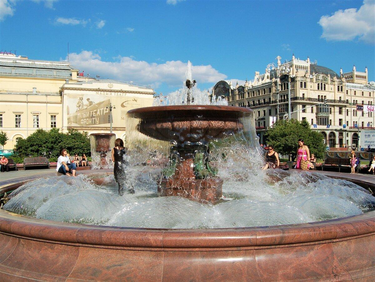 фонтаны москвы фото и адреса данной