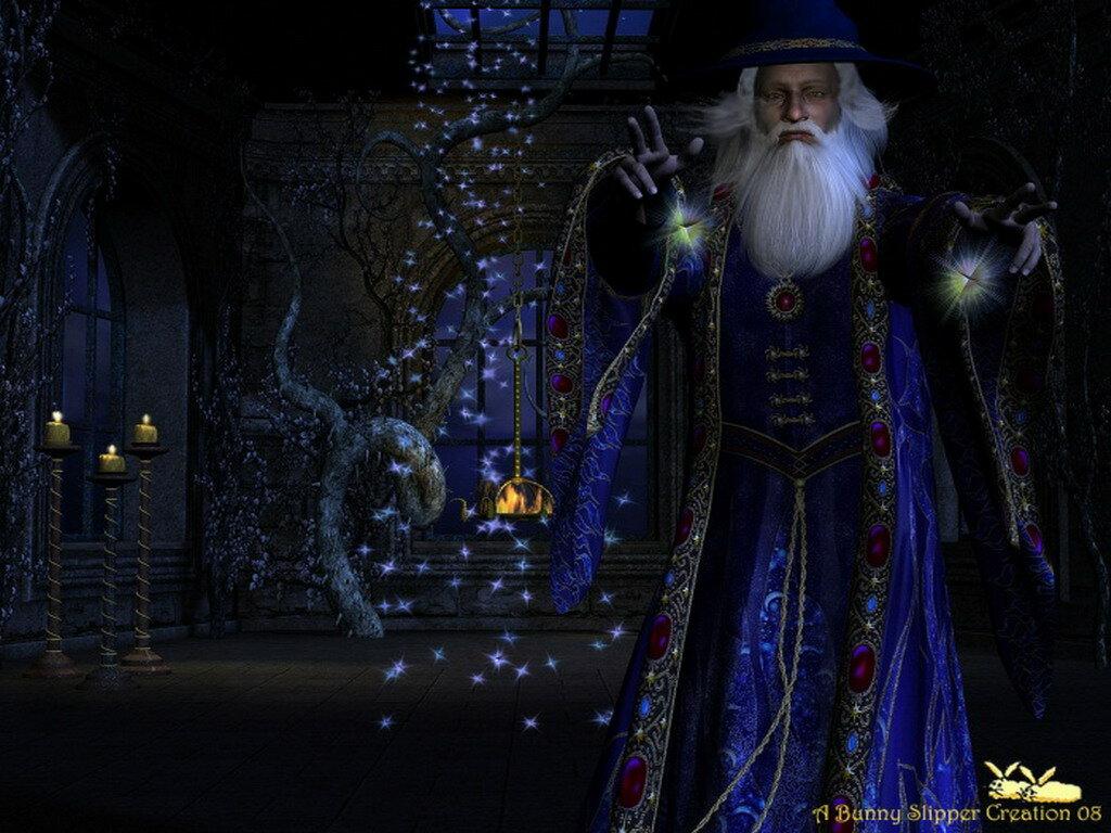Картинки всех волшебников