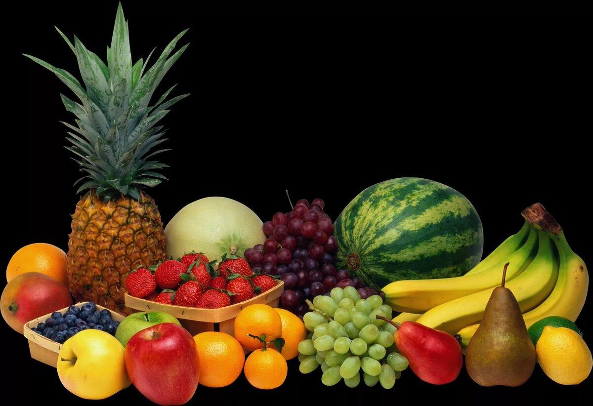 Рекламные картинки фрукты