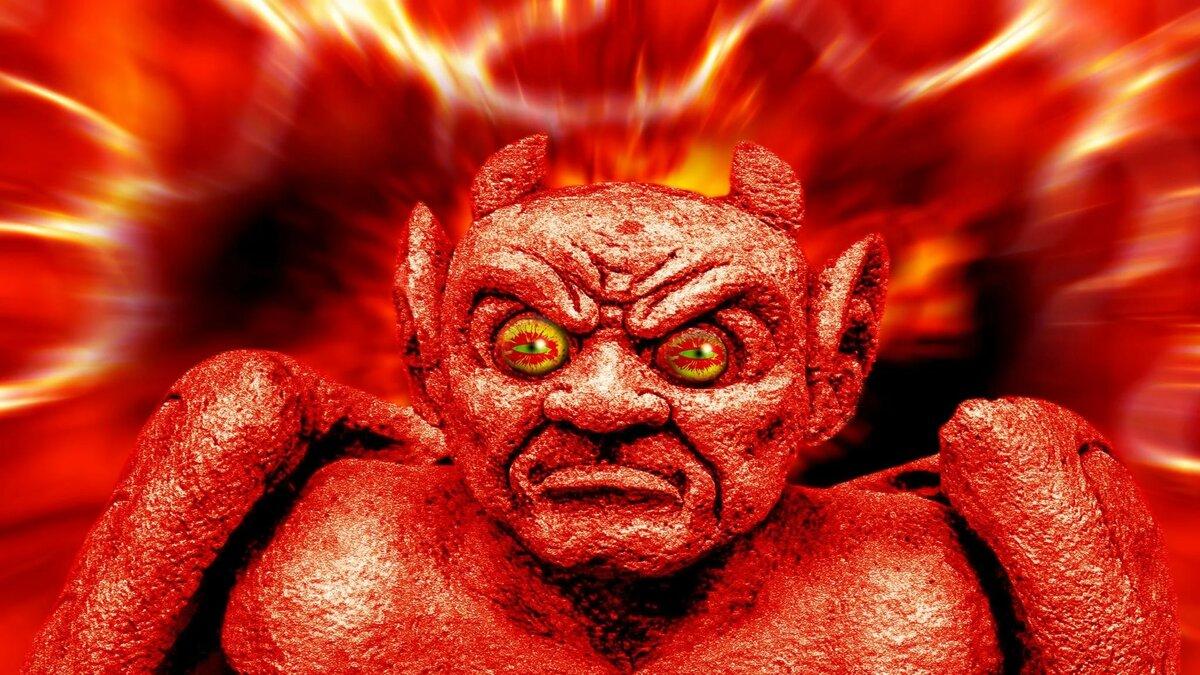 картинки из ада 666