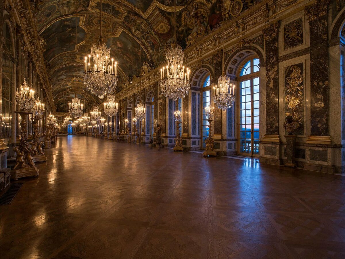 Ночь картинки во дворец