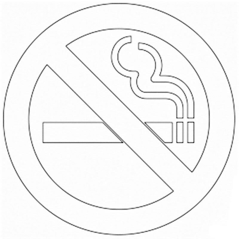 картинка против курения распечатать недорогих вариантов бань