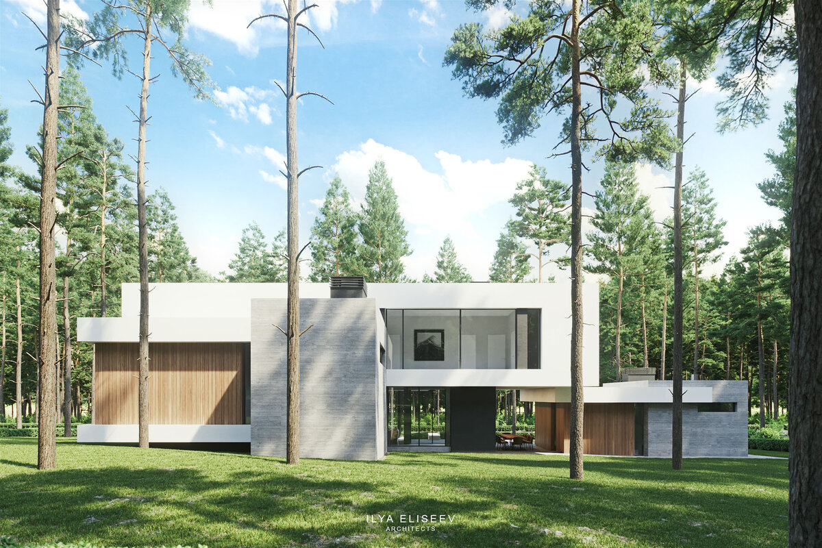Проект дома двухэтажный с балконом фото икра